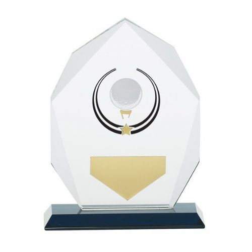 Glacier Golf Glass Award 140mm
